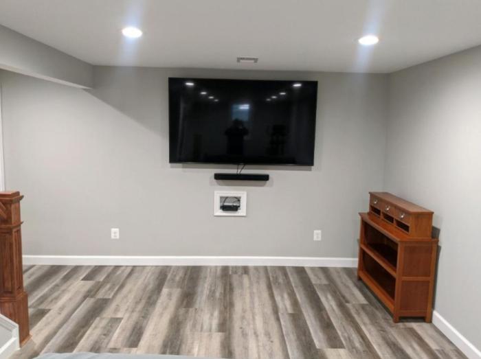 basement remodeling northern va